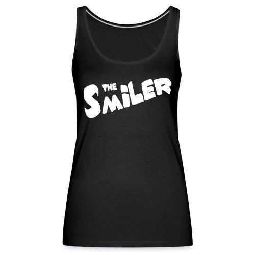 The Smiler Logo - Premium singlet for kvinner