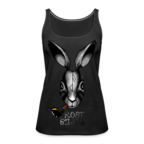 Witch Hare - Women's Premium Tank Top