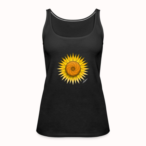 Sunflower - Women's Premium Tank Top