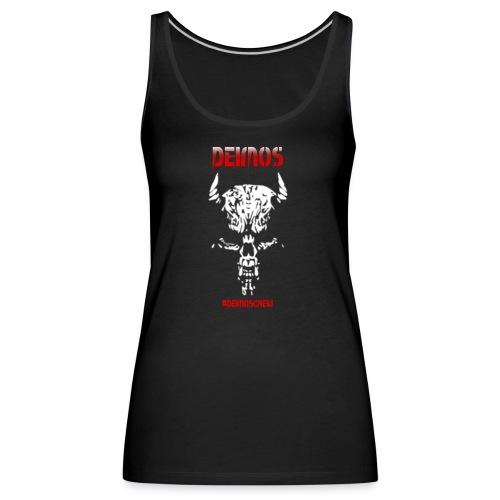 Deimos und Deimoscrew mit Skull - Frauen Premium Tank Top