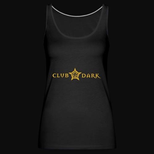 Club Dark Type - Dame Premium tanktop