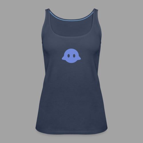Bots For Discord Logo - Women's Premium Tank Top