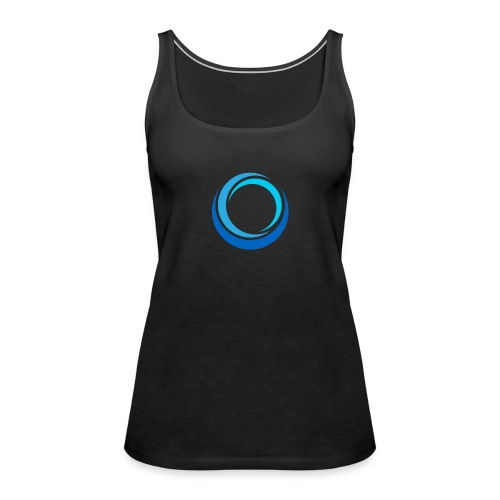 Phaser Software Logo - Frauen Premium Tank Top