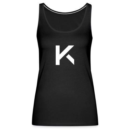 Krypt Merch - Women's Premium Tank Top