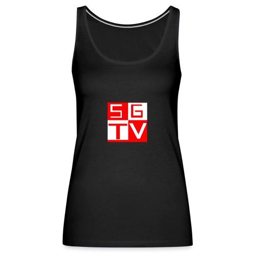 SGTV - Women's Premium Tank Top
