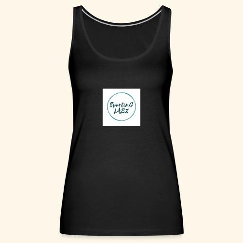 sporting - Camiseta de tirantes premium mujer