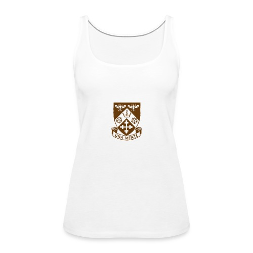 Borough Road College Tee - Women's Premium Tank Top