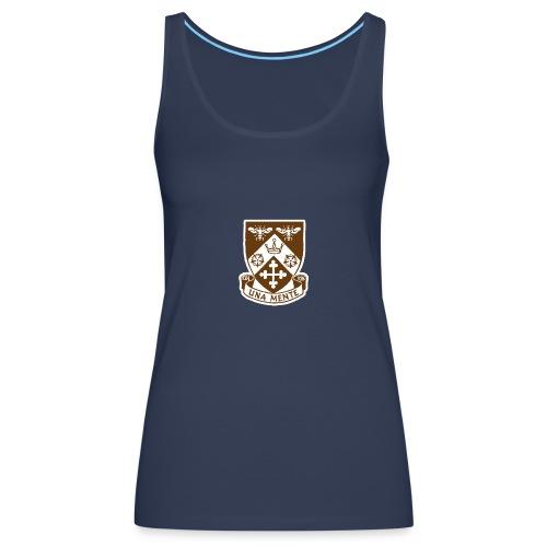 Borough Road College Tee - Women's Premium Tank Top