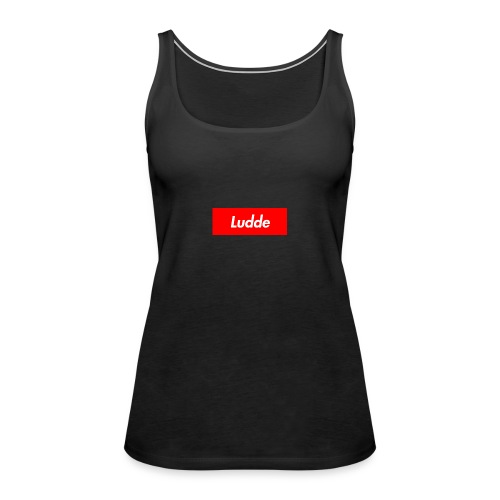 LUDDE - Premiumtanktopp dam