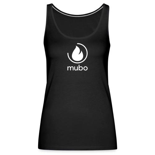 mubo logo - Women's Premium Tank Top