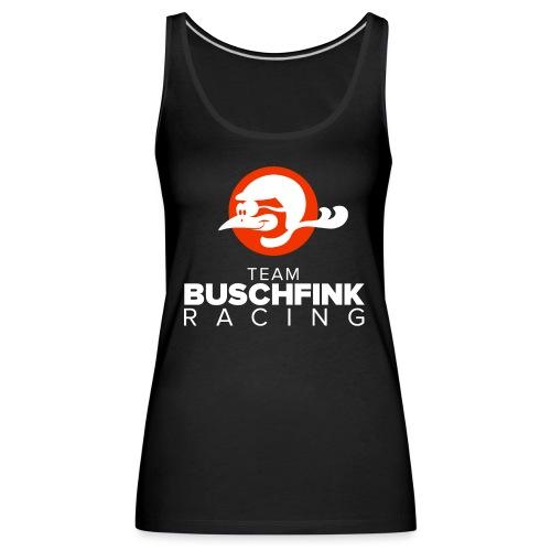 Team Buschfink Logo On Dark - Women's Premium Tank Top