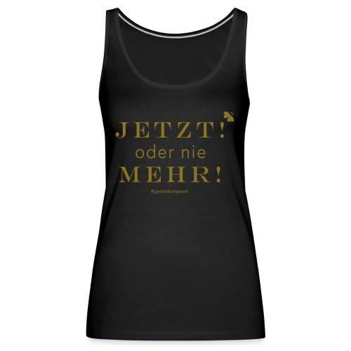 GDW K1 Jetzt - Frauen Premium Tank Top