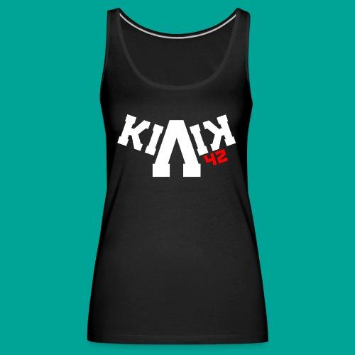 Tanktop für Frauen mit dem Killa Logo - Frauen Premium Tank Top