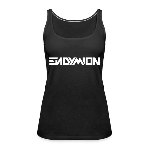 Endymion Textlogo White - Women's Premium Tank Top