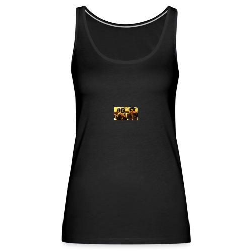 cunter blox lille logo køb buy - Dame Premium tanktop