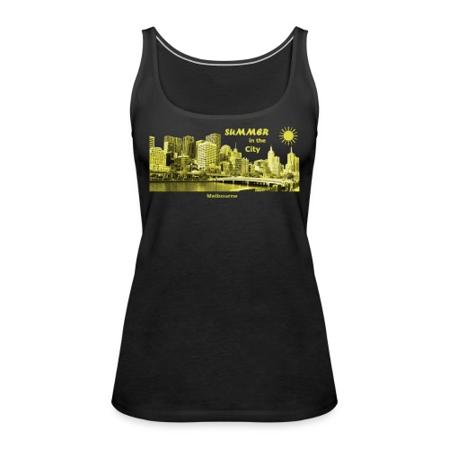 Summer Melbourne Australien - Frauen Premium Tank Top