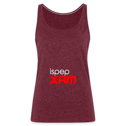 Ispep XAM - Women's Premium Tank Top