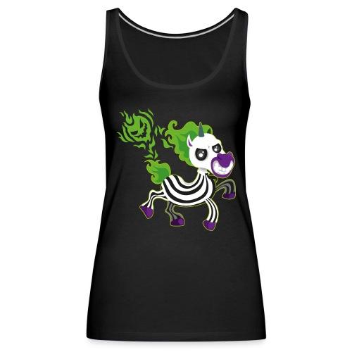 Halloween Unicorn - Halloween Geschenkidee - Frauen Premium Tank Top
