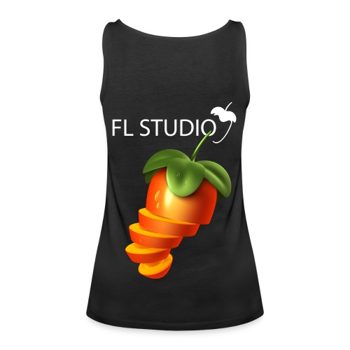 Sliced Sweaty Fruit - Women's Premium Tank Top