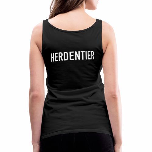 Herdentier - Frauen Premium Tank Top
