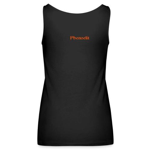 phenoelit plain - Women's Premium Tank Top