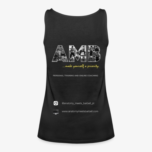 AMB - Women's Premium Tank Top