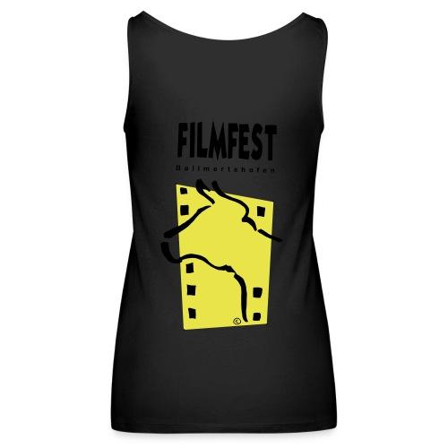 Filmfest Logo - Frauen Premium Tank Top