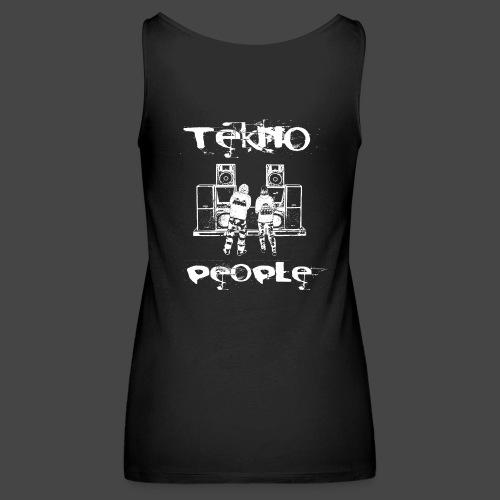 personnes Tekno - Débardeur Premium Femme
