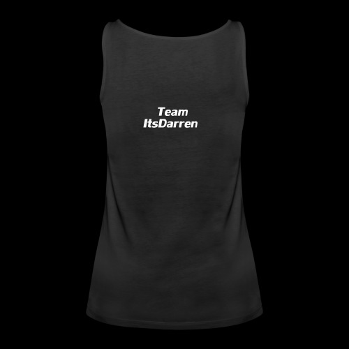 Team ItsDarren - Women's Premium Tank Top