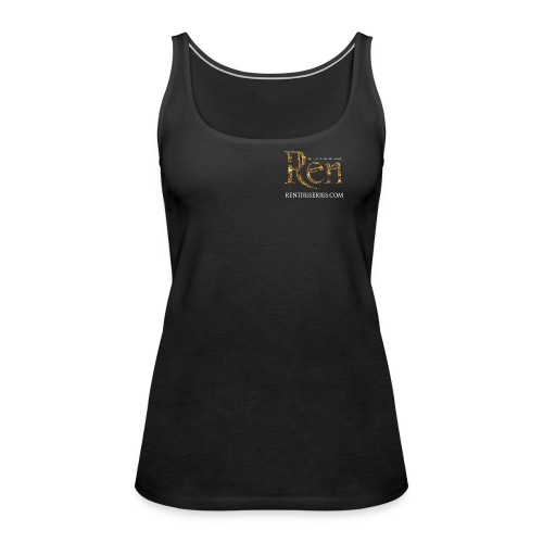 REN MARK UPDATED SEPT16 png - Women's Premium Tank Top