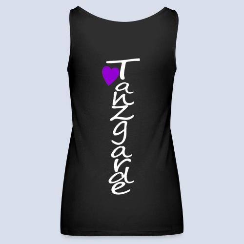 love Lila Tanzgarde - Frauen Premium Tank Top