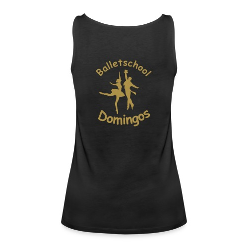 Balletschool Domingos - Vrouwen Premium tank top