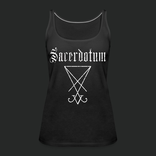 Sigil of Luciferes copyinv png - Women's Premium Tank Top