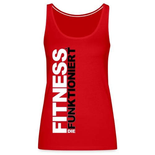 FDF HG farbig png - Frauen Premium Tank Top