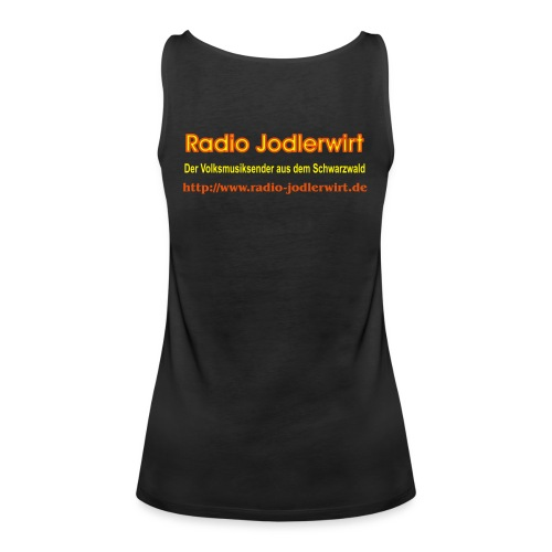 radio1 - Frauen Premium Tank Top