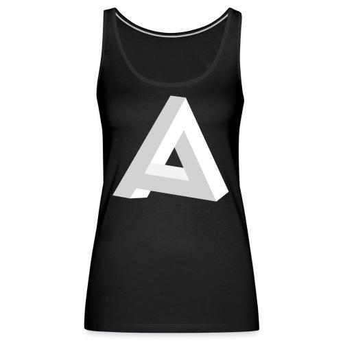alwaysbwhtnotext - Women's Premium Tank Top