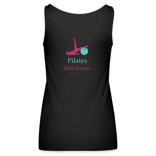 Pilates Dani Stassen - Frauen Premium Tank Top