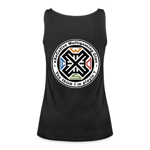 Executive-Clan-Wear - Frauen Premium Tank Top