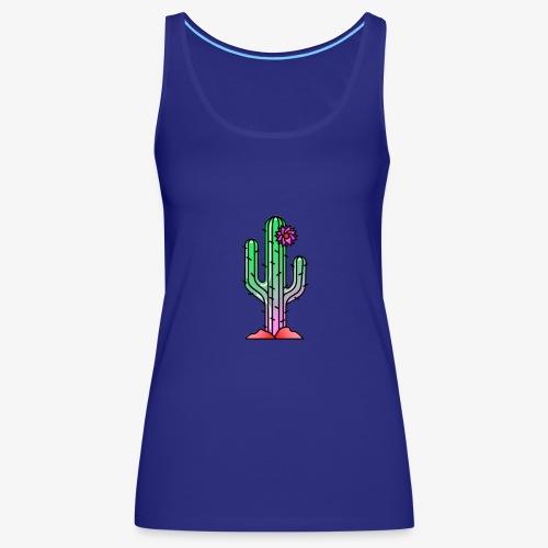 cactus - Débardeur Premium Femme