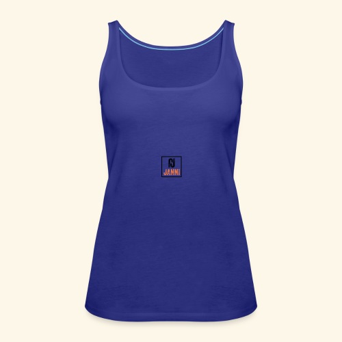 Janni Original Streetwear Collection - Dame Premium tanktop