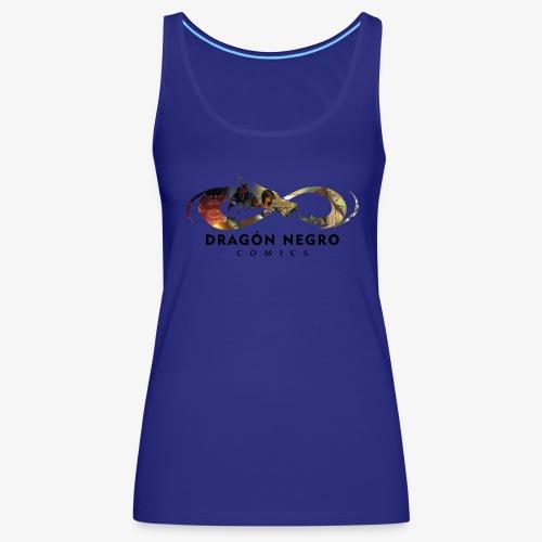 logo DNC ORIGINAL - Camiseta de tirantes premium mujer