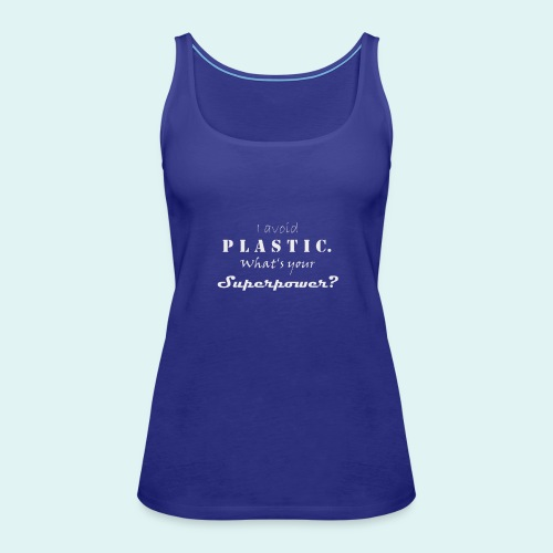 Superpower - Frauen Premium Tank Top