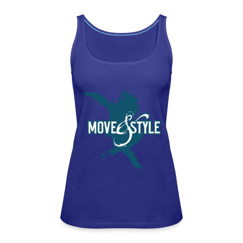 Move and Style Dance Academy - Frauen Premium Tank Top