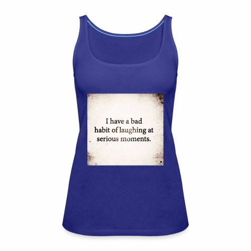 emotions - Women's Premium Tank Top