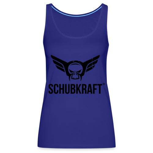 SCHUBKRAFT Streetwear - Frauen Premium Tank Top