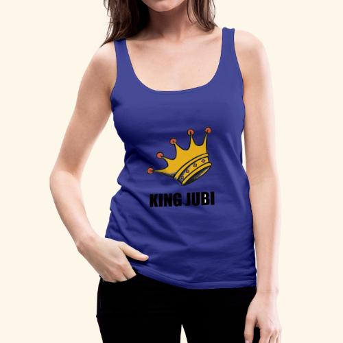 KING JUBI Merch - Women's Premium Tank Top