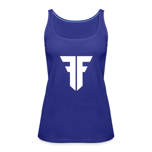 French faces - Vrouwen Premium tank top