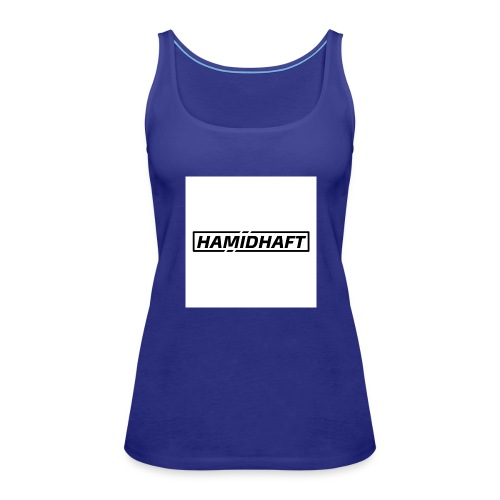 HamidHaft Logo - Frauen Premium Tank Top