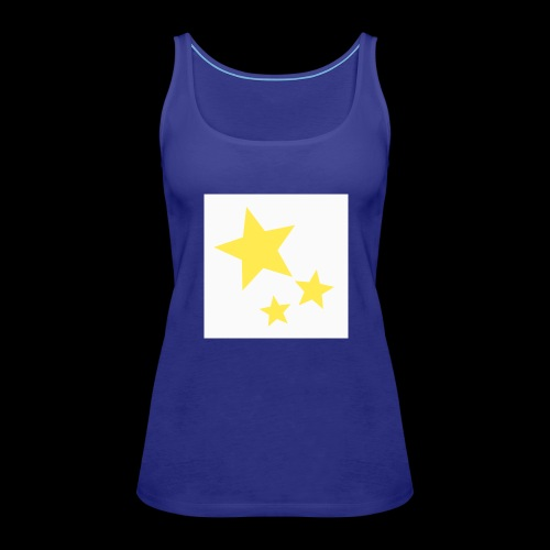 Dazzle Zazzle Stars - Women's Premium Tank Top