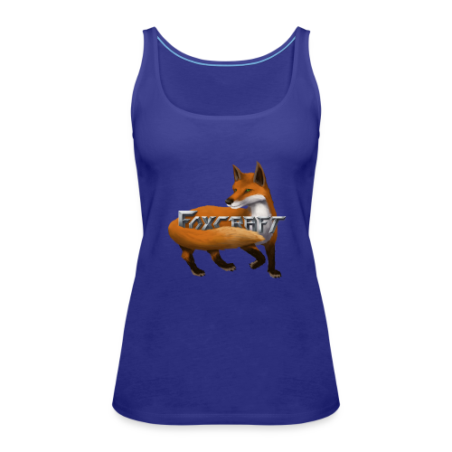 Foxcraft T-Shirts - Women's Premium Tank Top